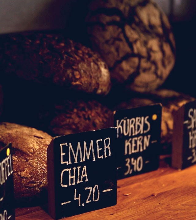 Auch das Berliner Szene-Restaurant L'Osteria setzt auf Premiumqualität von Wallenstein