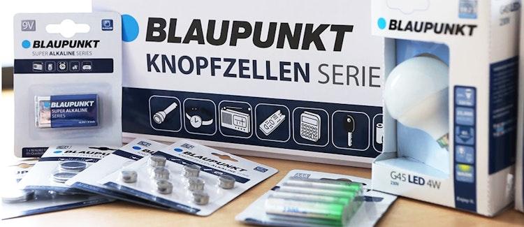 Markenrechte für Blaupunkt-Produkte