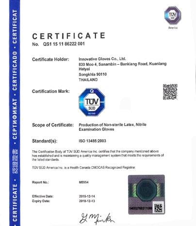 ISO-zertifizierte Produktqualität als Wettbewerbsvorteil
