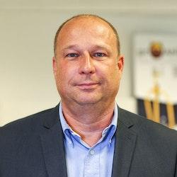 Torsten Gast, Geschäftsführer der InSystems Automation GmbH