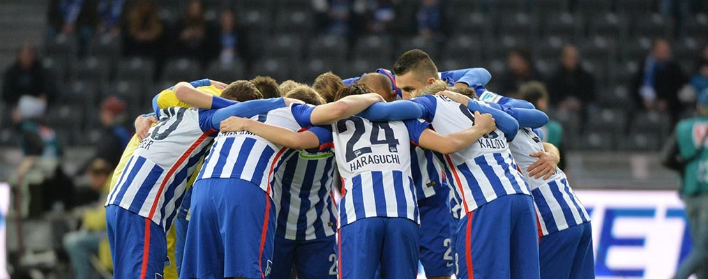 Partizipieren am Wachstum des Hauptstadtklubs Hertha BSC