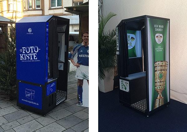 Exklusive Automaten & Einzigartiges Konzept
