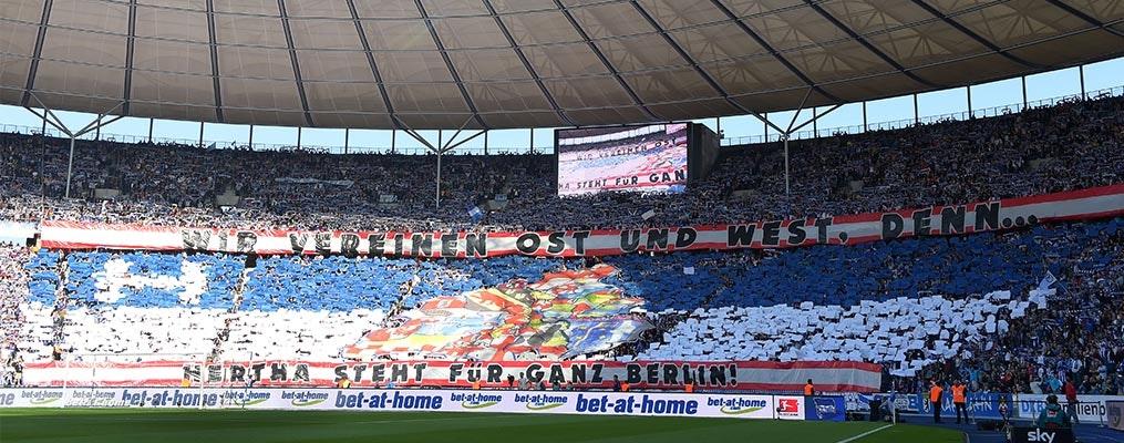 Unterstützen auch Sie die digitale Transformation von Hertha BSC