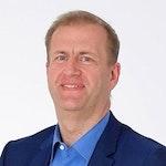 Ingo Schiller, Geschäftsführer der Hertha BSC GmbH & Co. KGaA