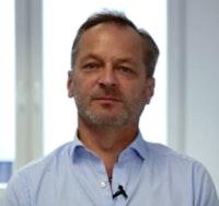 Rainer Merz, Geschäftsführer der Skytronic GmbH
