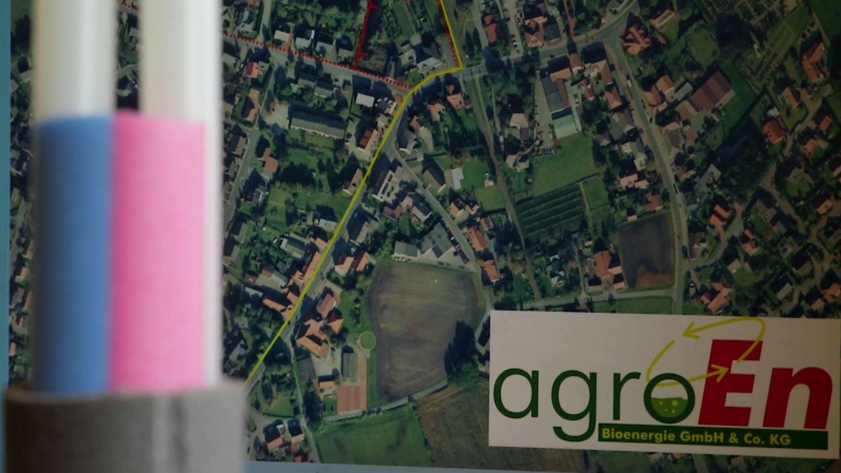 Grün und regional heizen