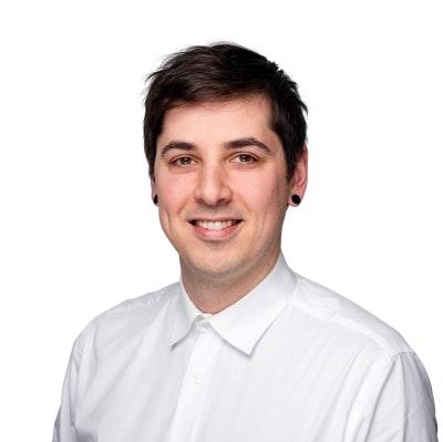 Bosko Kovacevic, Co-Head of IT