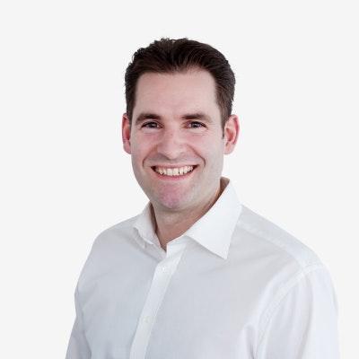 Lars Kalwitzke, Vorstand Vermögensverwaltung