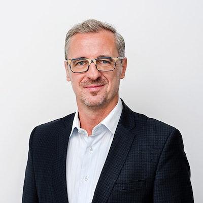 Yves Steinweg, Head of Sales