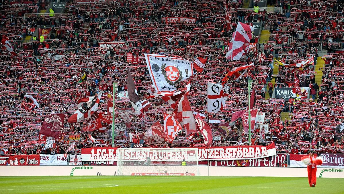 1. FC Kaiserslautern GmbH & Co. KGaA: Gemeinsam sind wir unzerstörbar!
