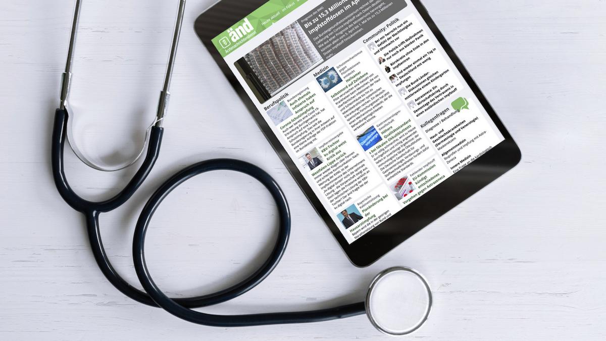 änd Ärztenachrichtendienst Verlags-AG: Die interaktive Online-Plattform für Mediziner