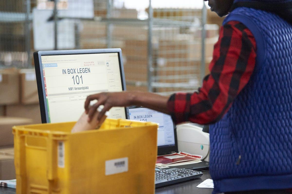ANCLA Logistik GmbH: Menschen machen Logistik