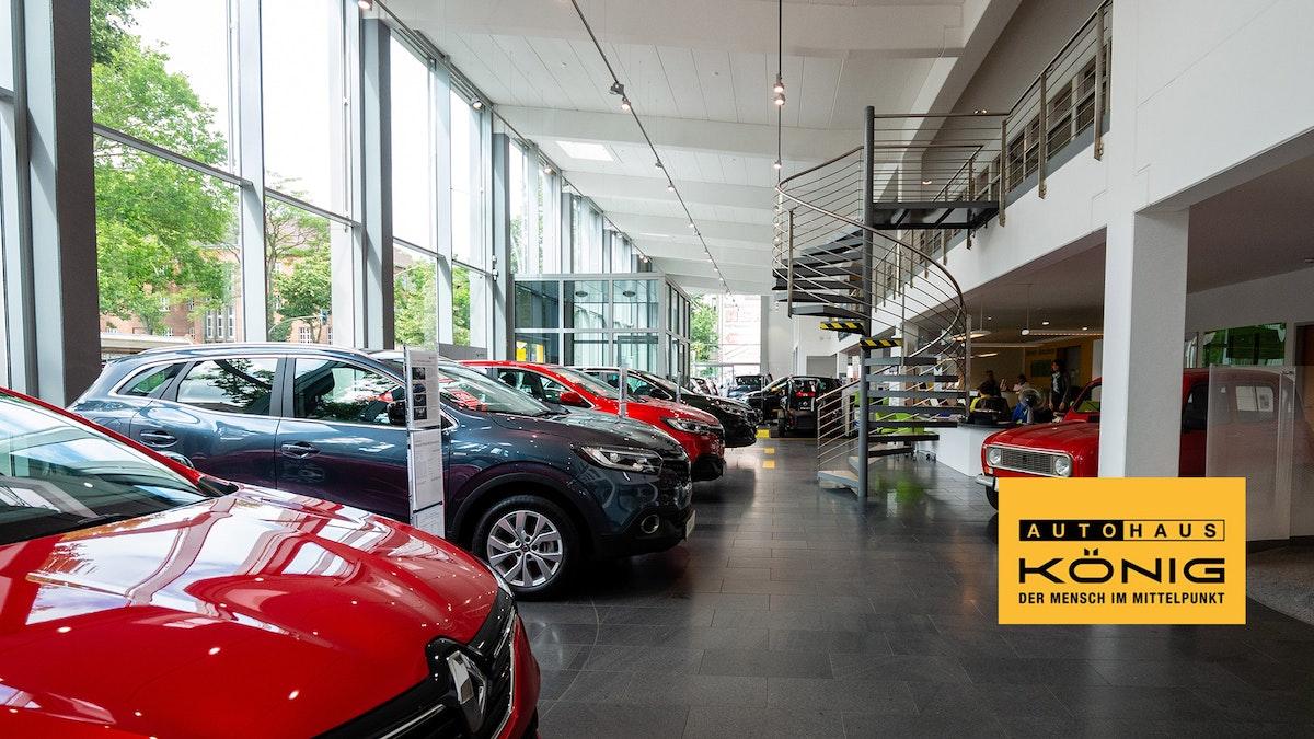 Autohaus Gotthard Koenig GmbH: Groeßter Renault- & Daciahaendler Deutschlands