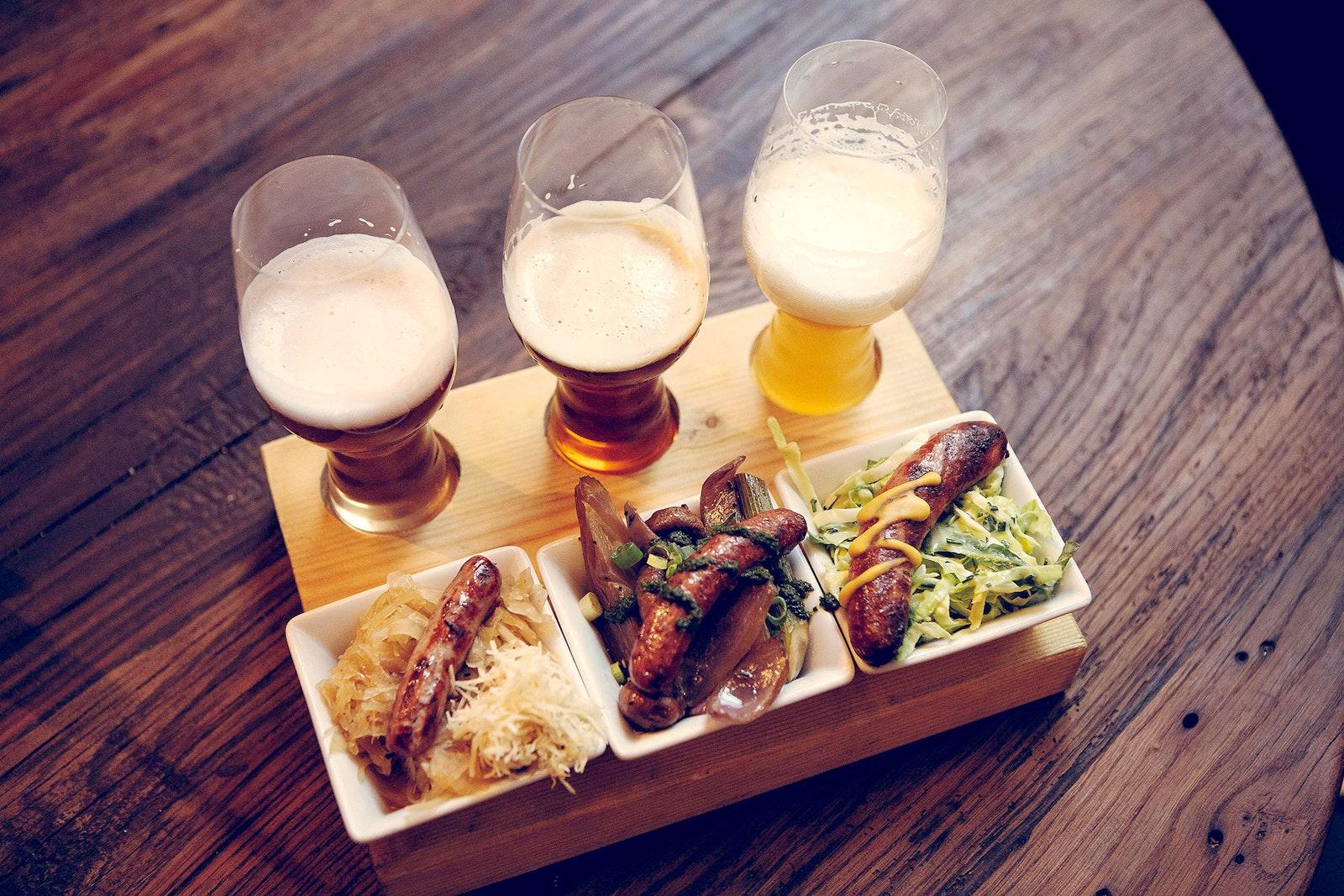 Meisterliches Craft Beer - Restauranterlebnis