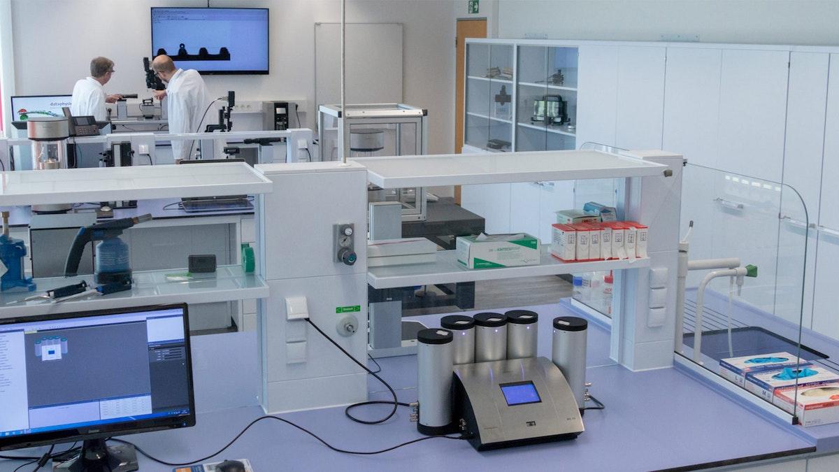 DataPhysics Instruments GmbH: Patentierte Messgeräte zur Oberflächencharakterisierung