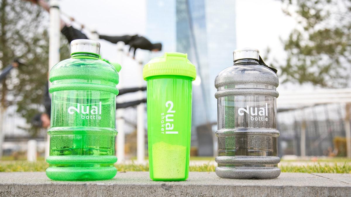 Dual GmbH: Trink dich fit