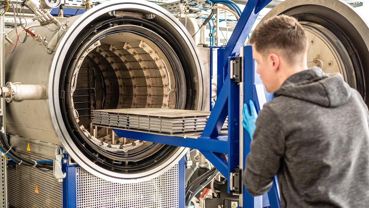 Element 22 GmbH: Patentiertes Verfahren zur Titanverarbeitung