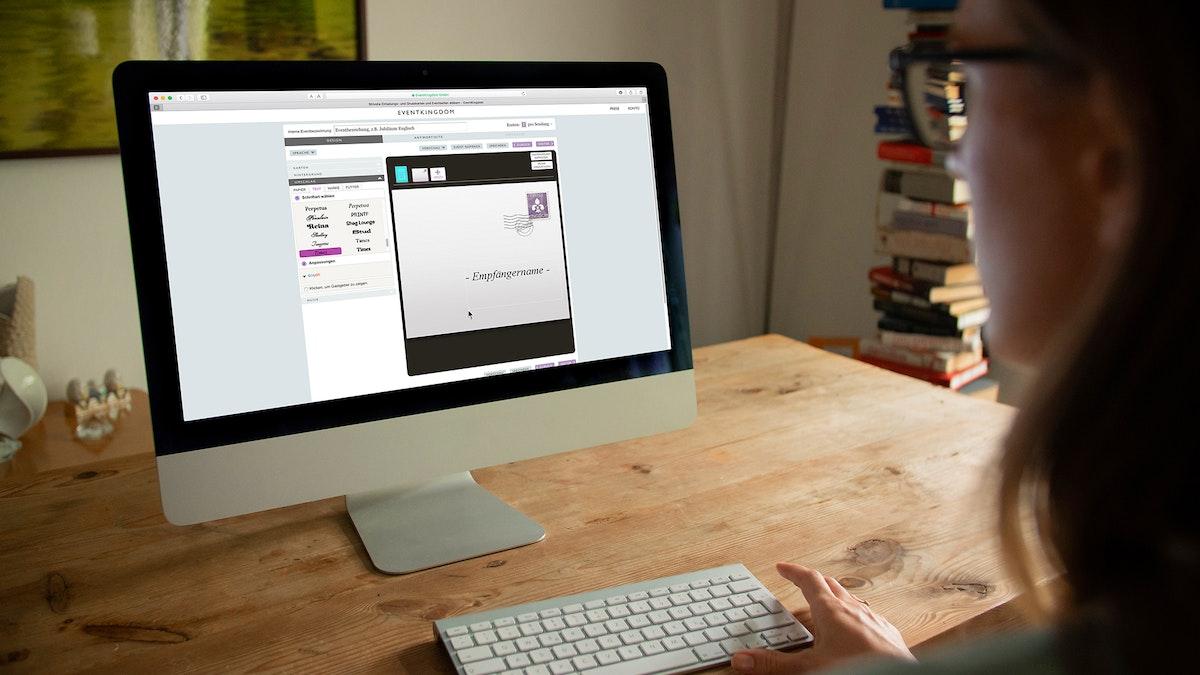 EventKingdom GmbH: Für stilvolle Online-Einladungen