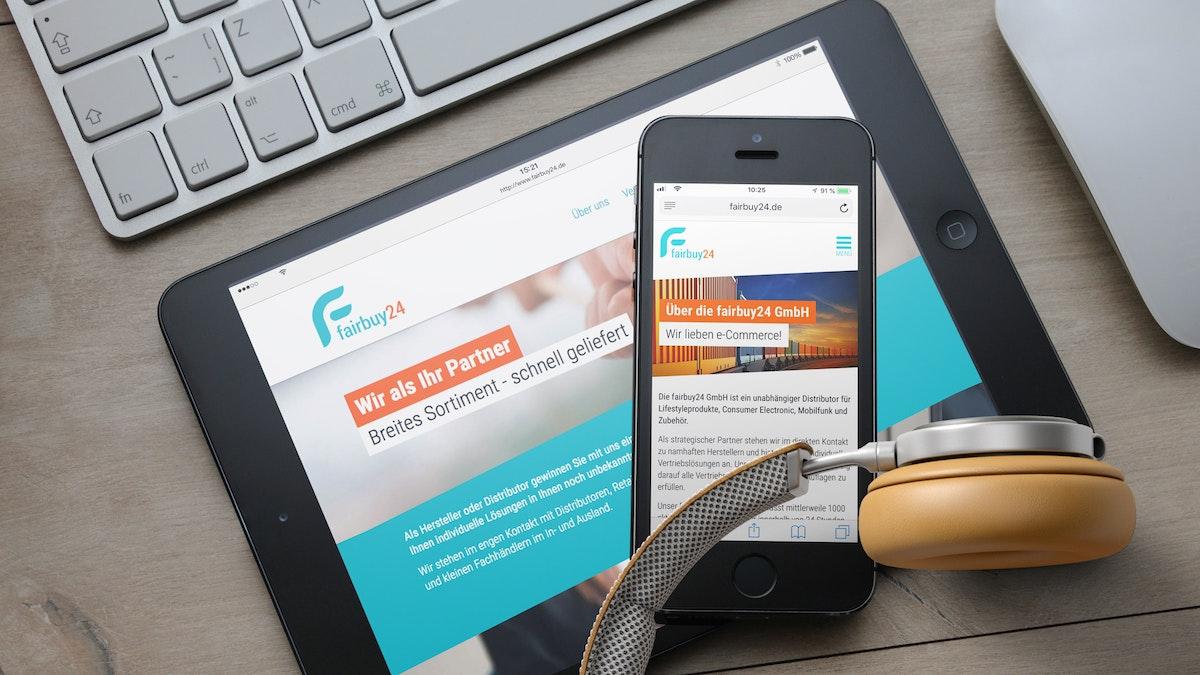 fairbuy24 GmbH: Etablierter Elektronik-Großhändler für Top-Marken