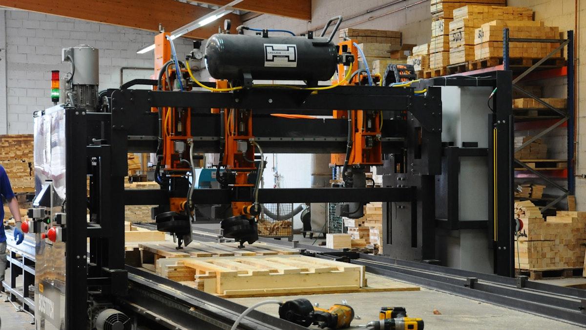 Goller Holzverpackung GmbH: Nachhaltige Verpackungen für die Industrie
