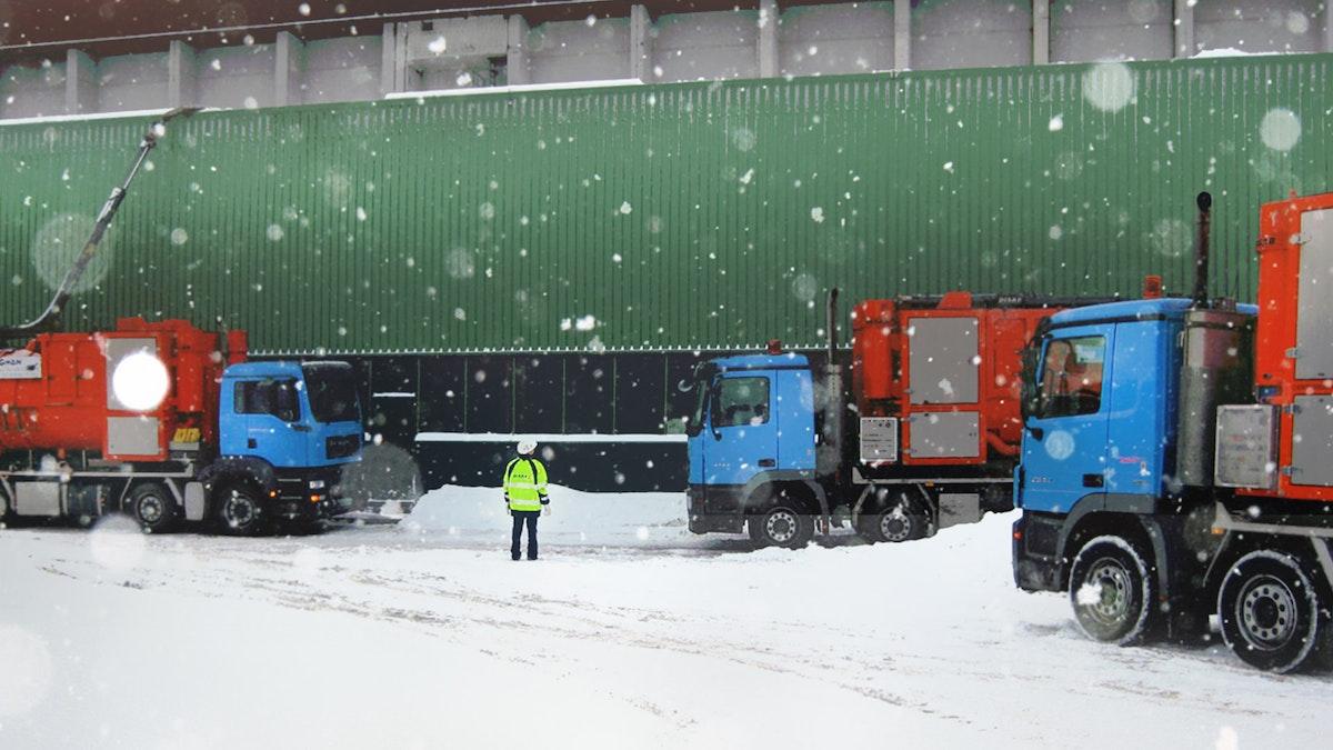 JobTec Service GmbH: Ultrastarke Saugkraft – Von Dach bis Kanal