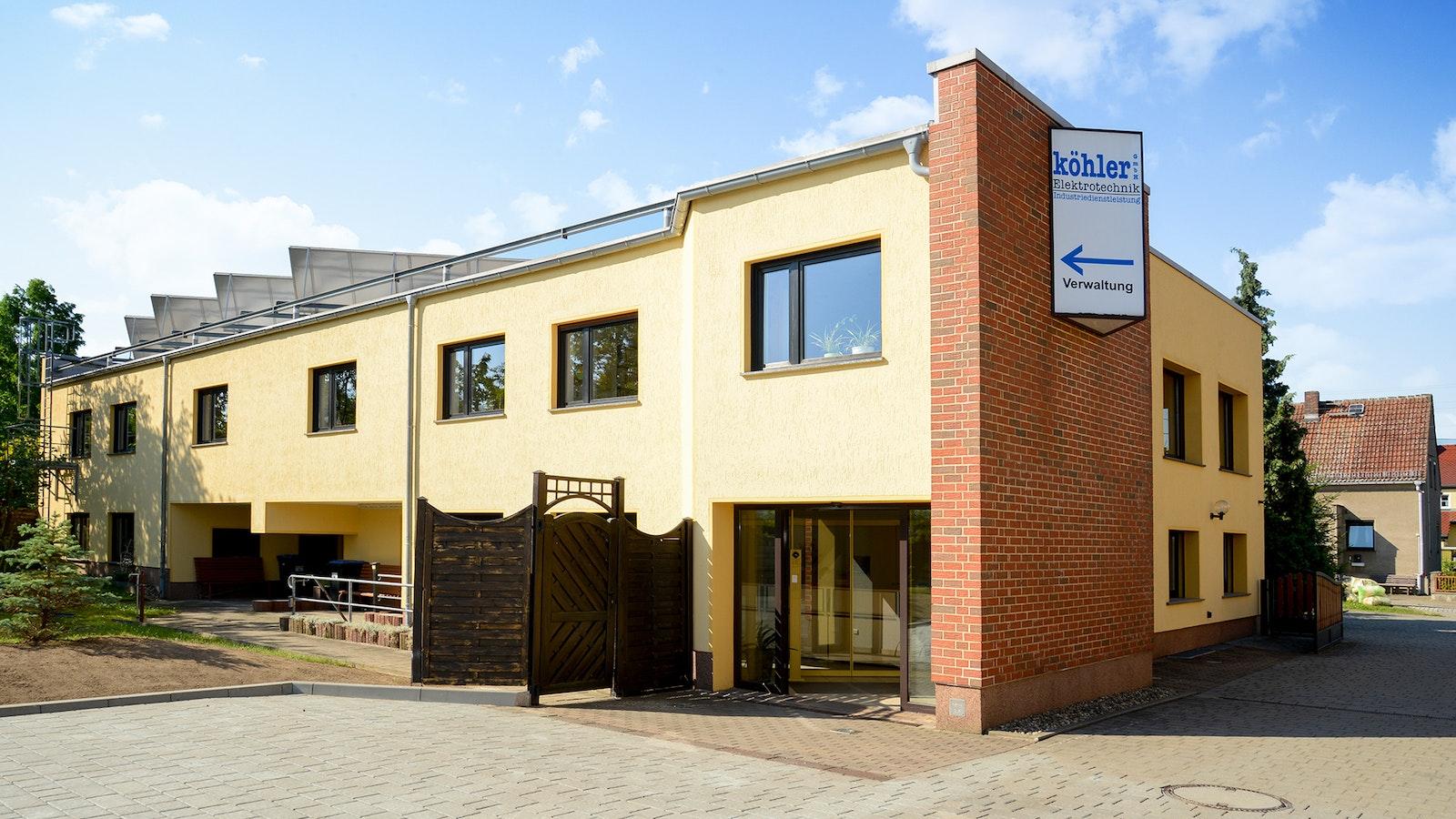 Crowdfinanzierung für die  Köhler GmbH Elektrotechnik-Industriedienstleistung mit 8,00 % Zins p.a. und 1 Jahr Laufzeit