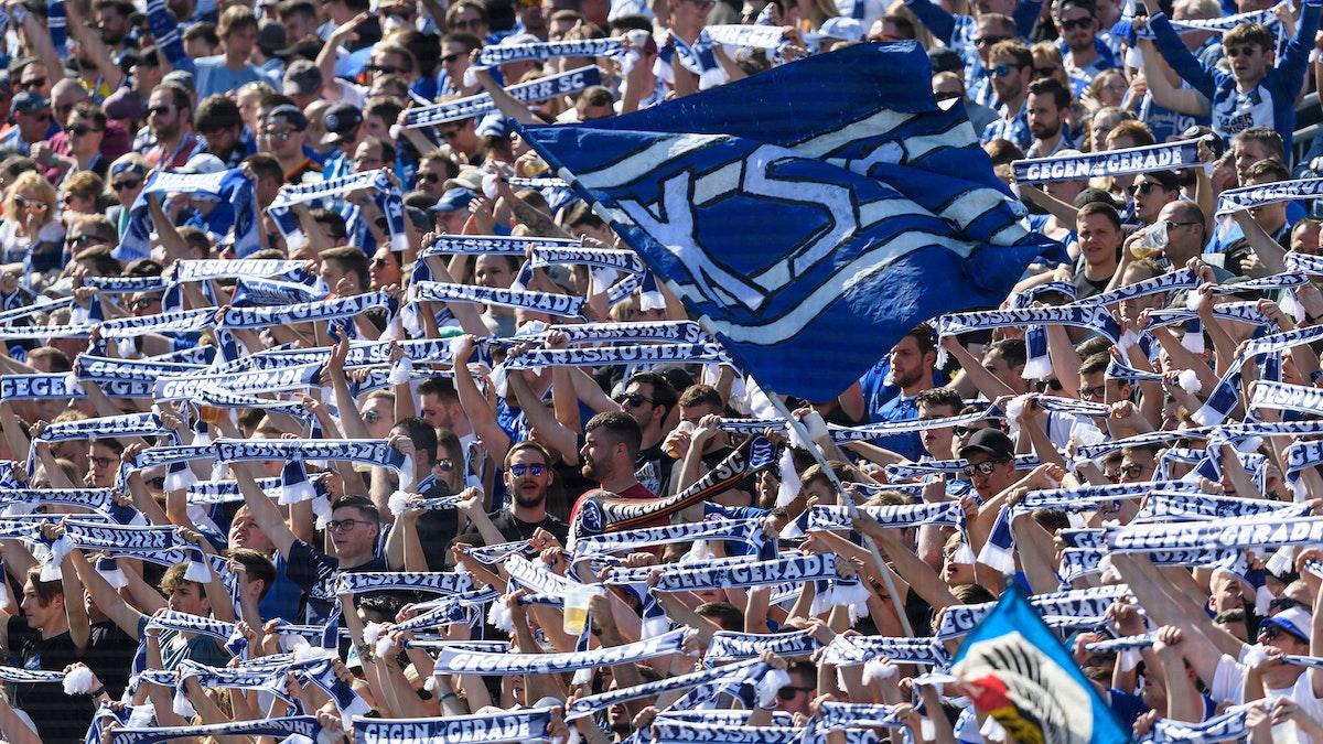 Karlsruher Sport-Club Mühlburg-Phönix e.V.: SLOGAN