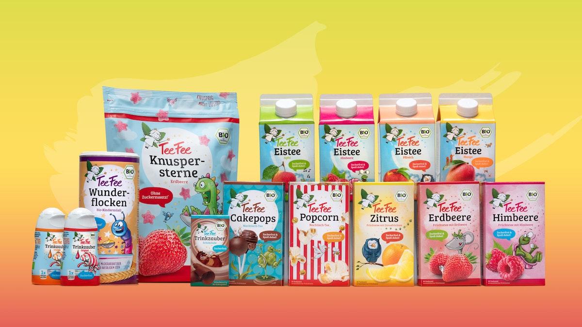 la marchante GmbH: TeeFee: Zuckerfrei und Spaß dabei