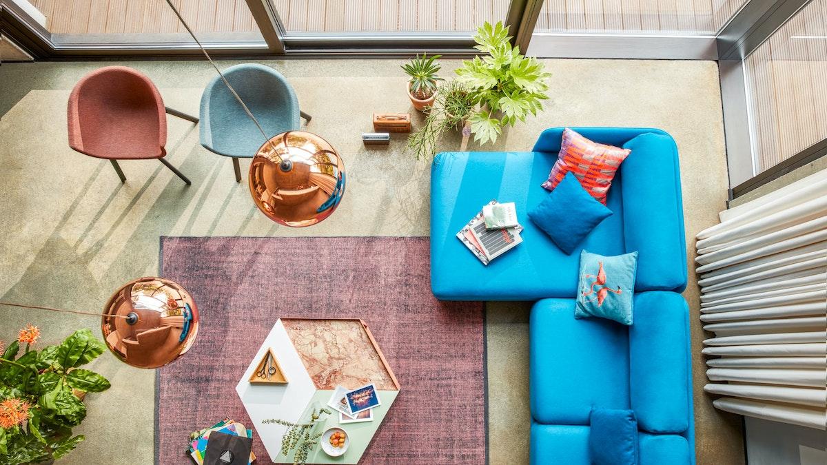 Lions at Work GmbH: conmoto - Designermöbel für neue Lieblingsplätze