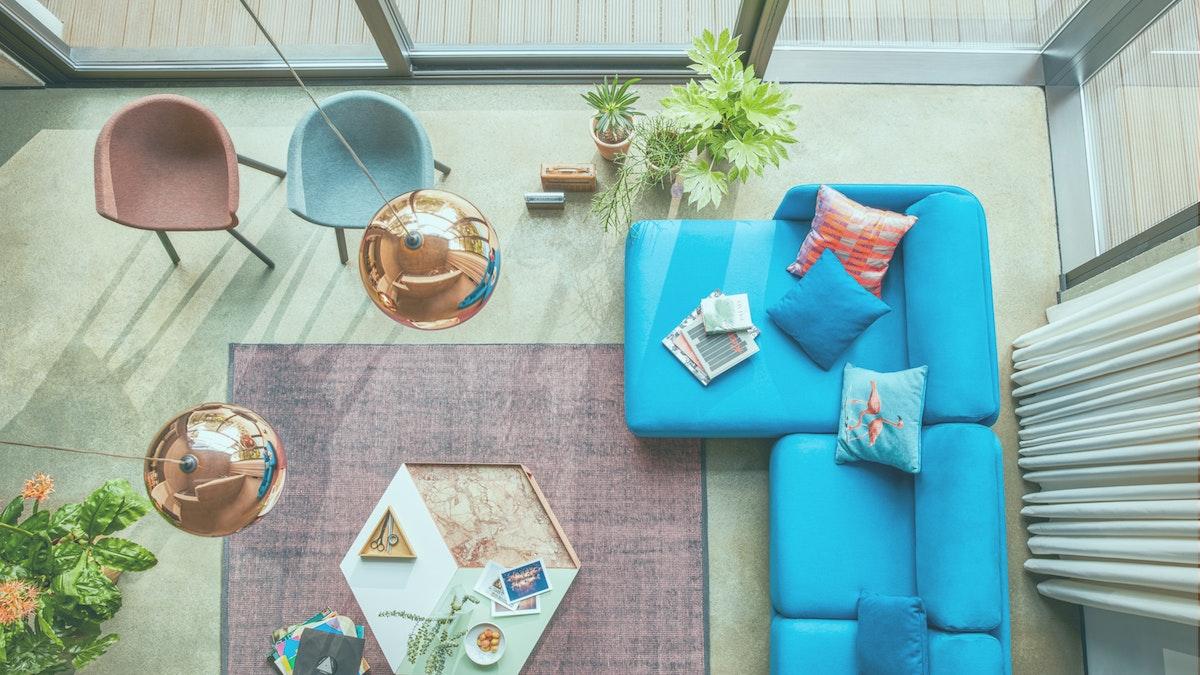 Lions at Work GmbH: conmoto - Designermöbel für neue Lieblingsplätze_Kredit
