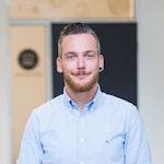 Daniel Gibisch, Gründer und Geschäftsführer der littlelunch GmbH