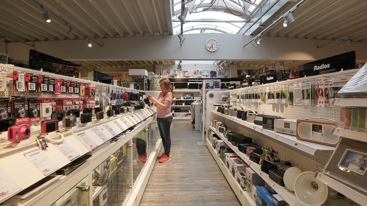 Mandrops AG: Regionales Kaufhaus mit weltweitem Handel