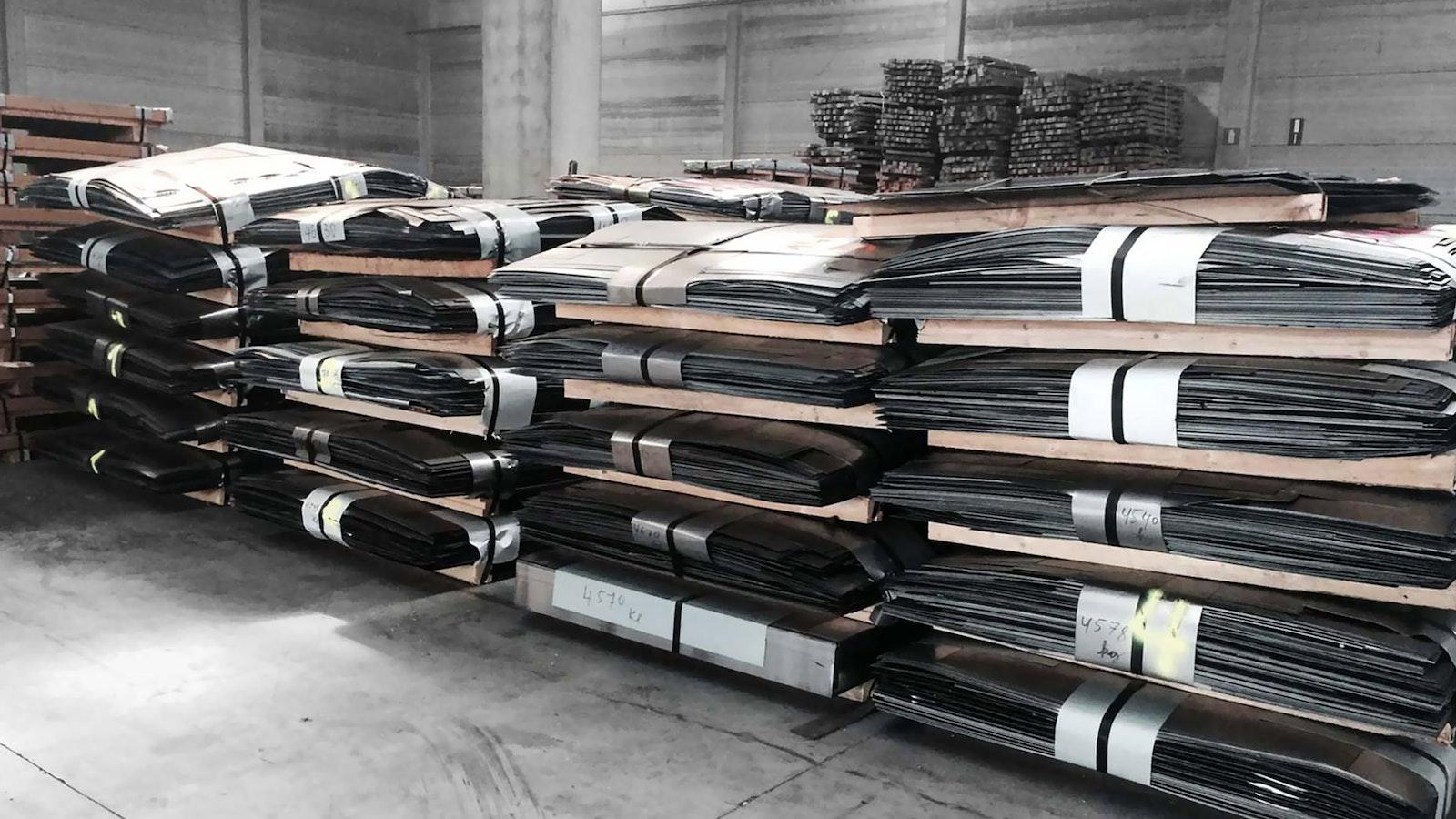 Crowdfinanzierung für die Metallen GmbH mit 8,50 % Zins p.a. und 1 Jahr Laufzeit