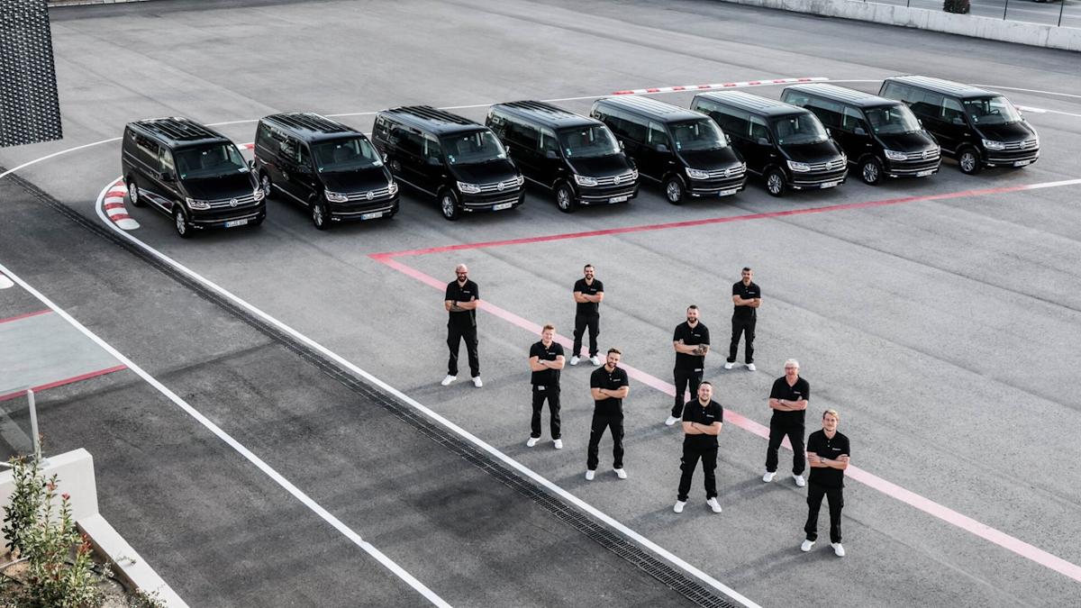 Movemanagement GmbH: Professioneller Fahrdienst fuer Grossveranstaltungen