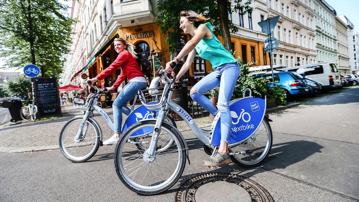nextbike GmbH: Radeln mit dem Marktführer