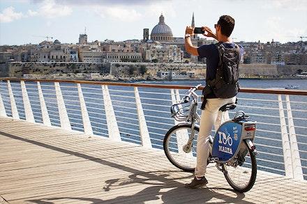 nextbike ist Europas Marktfuehrer im Bike Sharing
