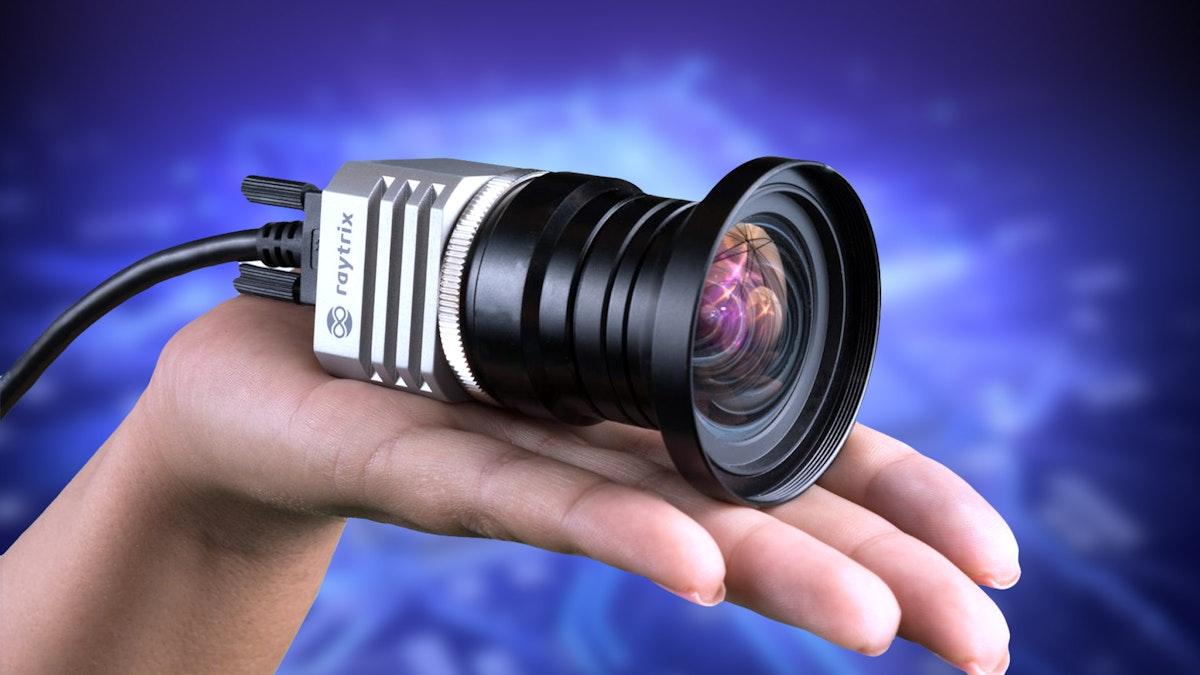 Raytrix GmbH: Patentierte 3D-Kameratechnologie