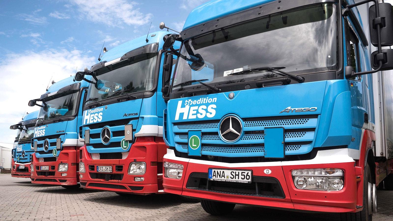 Crowdlending für die Spedition Hess GmbH & Co. KG mit 6,50 % Zins p.a. und 3 Jahren Laufzeit