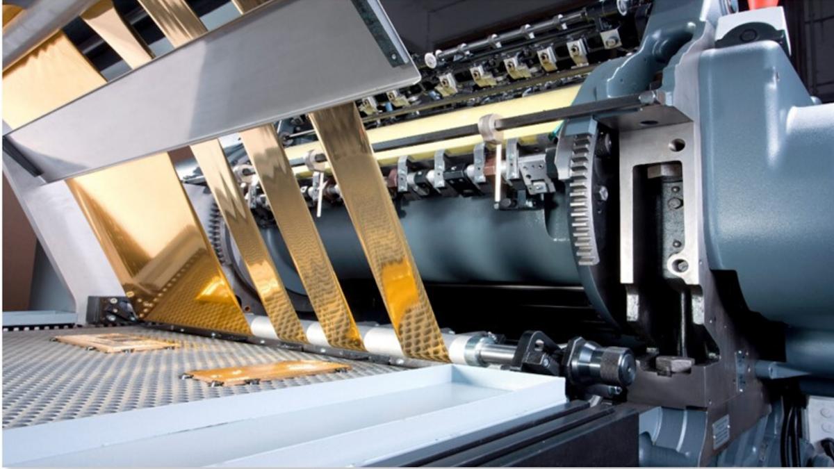 SPM Steuer GmbH & Co. KG: Praegefolien- und Druckereimaschinen fuer hoechste Qualitaetsansprueche