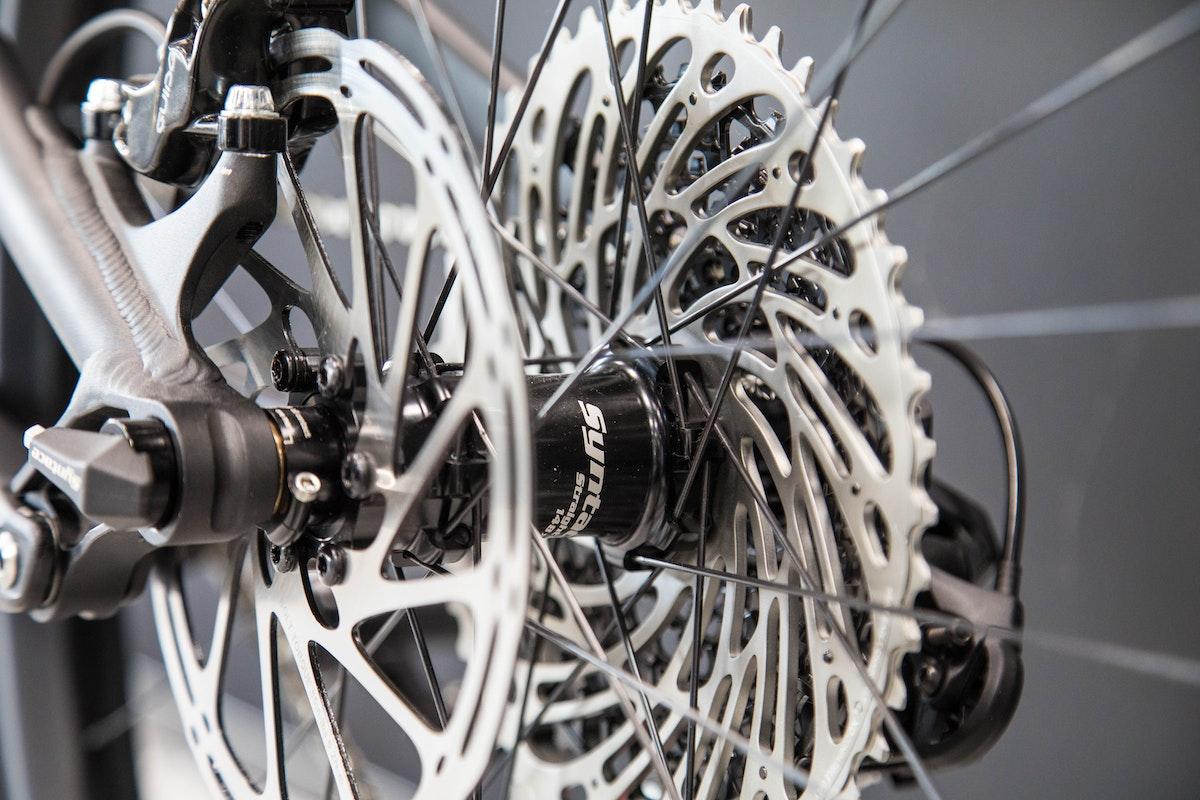 Syntace GmbH: Patentierte Technologie auf zwei Raedern