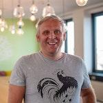 Jan Bredack, Gründer und CEO der Veganz GmbH