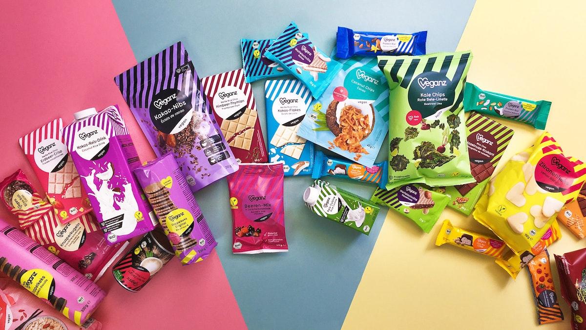 Veganz GmbH: Vegane Lebensmittel: gut für dich - besser für alle!